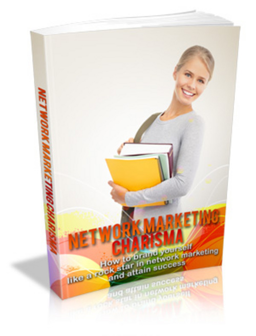 Product picture Network Marketing Charisma