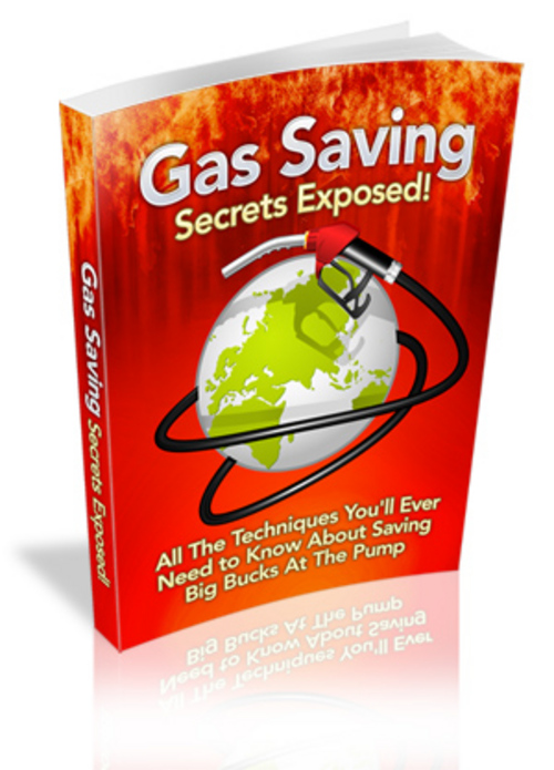 Product picture Gas Saving Secrets Exposed