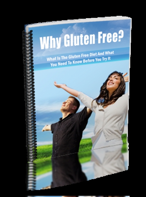 Product picture Gluten Free Living Secrets