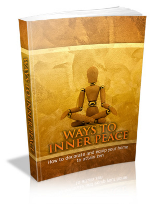 Product picture Ways To Inner Peace