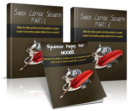 Product picture salesletter secrets