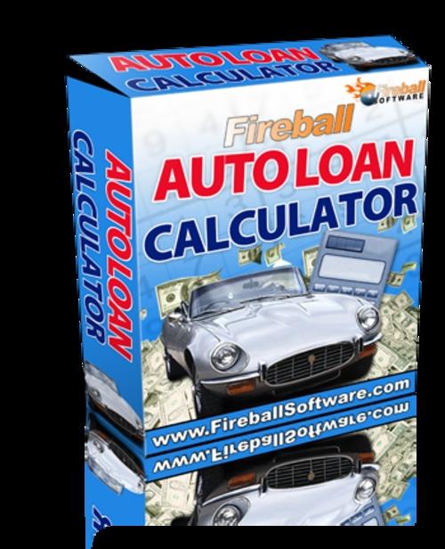 Product picture Auto Loan Calculator