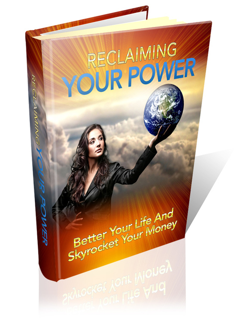 Product picture Reclaiming Your Power