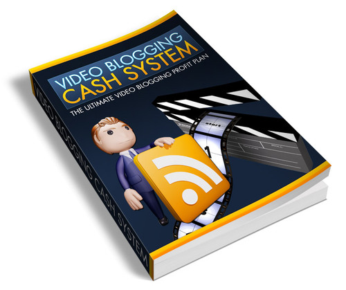 Product picture The Video Blogging Cash System